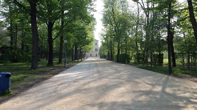 Parco dopo 1