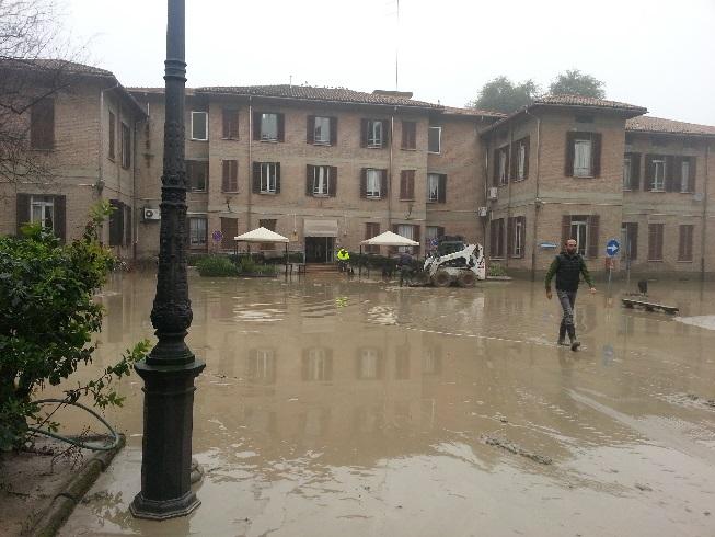 alluvione Villa Parma 2