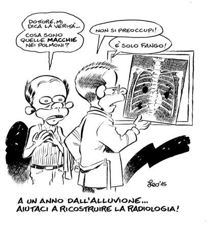 La vignetta di Leo Ortolani