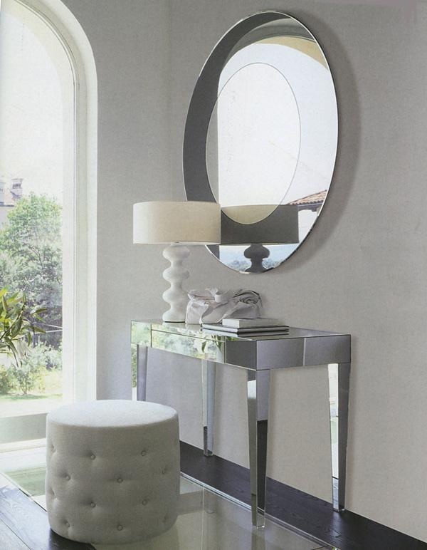 Grandi progetti per piccoli spazi: dove posizionare gli specchi ...