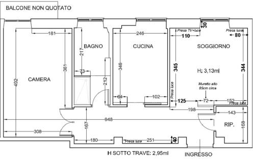 angolo » chiedi all'architetto - blog - repubblica.it - Soggiorno Rettangolare Come Arredarlo 2