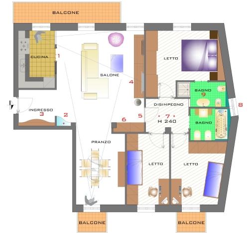 ottobre » 2009 » chiedi all'architetto - blog - repubblica.it - Dividere Cucina Dal Soggiorno Con Vetro 2