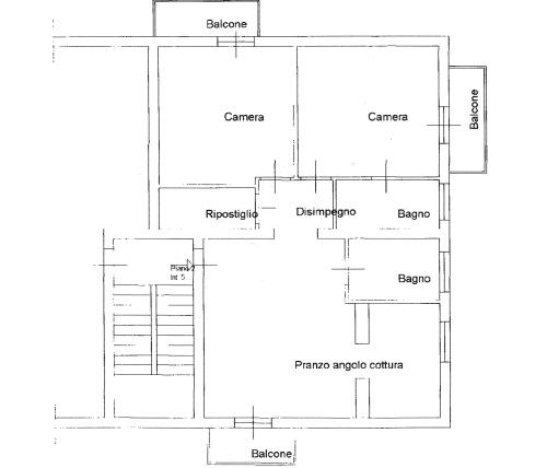 Chiedi all 39 architetto blog for Progetti contemporanei di case a pianta aperta