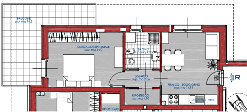 miniappartamento500