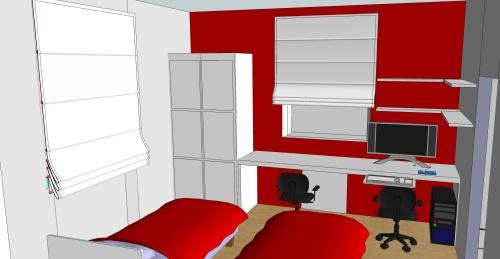 Angolo chiedi all 39 architetto blog - Letto sotto finestra ...