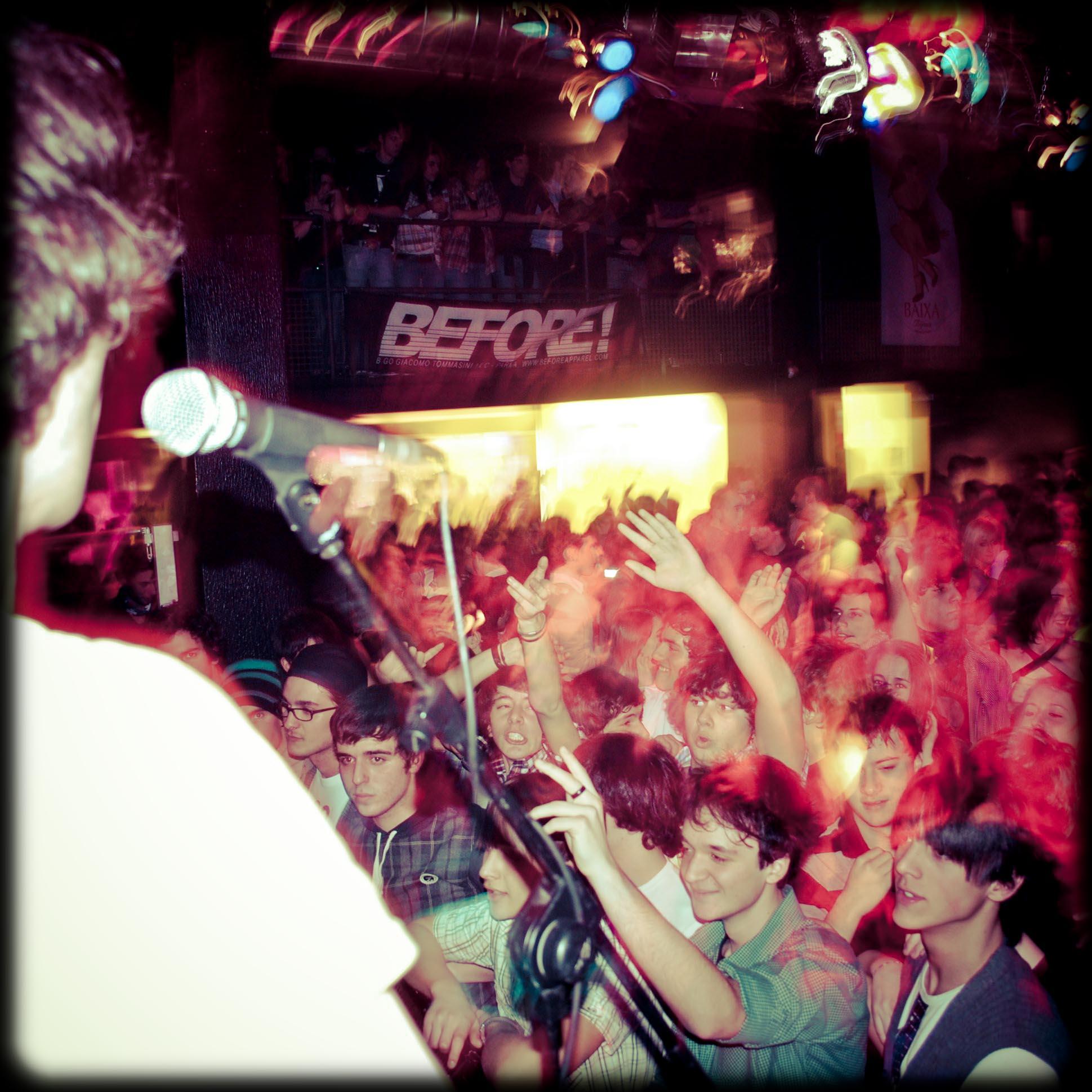 1990s+Hacienda live@London's corner - Bebop, 30 gennaio 2010