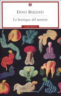 Minimal List Max Trapanese Buzzati