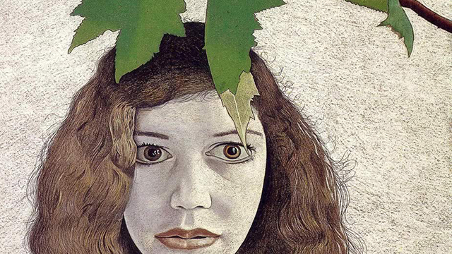 Girl (Kitty Garman), Lucien Freud, 1947