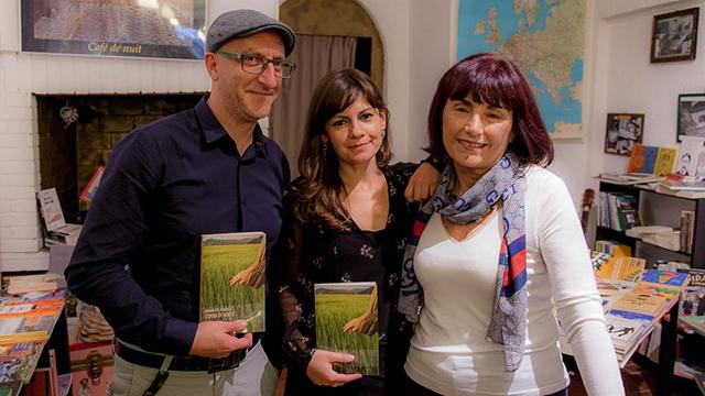Marinette Pendola, Alice Pisu e Antonello Saiz, Diari di bordo, 22 settembre 2017, ph. Stefano Saporito