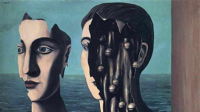 Le double secret, René Magritte, 1927