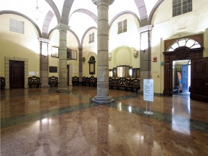 Sala Colonne Palazzo Centrale pp.8-9 - 0972