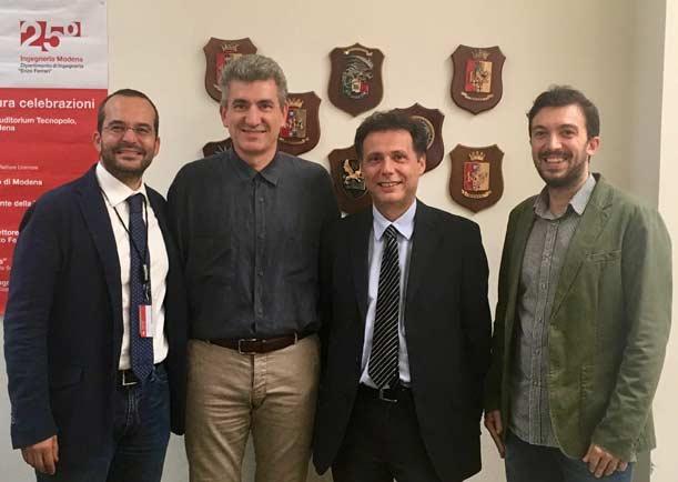 Calendario Unimore.Prof Passano A Unimore Parma Perde Coordinamento Del