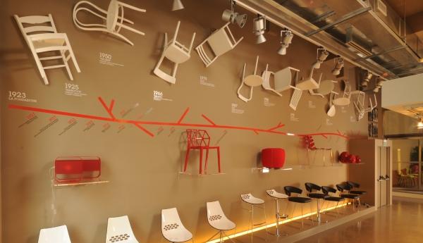 Il primo monomarca calligaris a milano shopping blog for Calligaris vetrine
