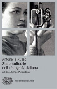 La copertina dell'ultimo libro di Antonella Russo