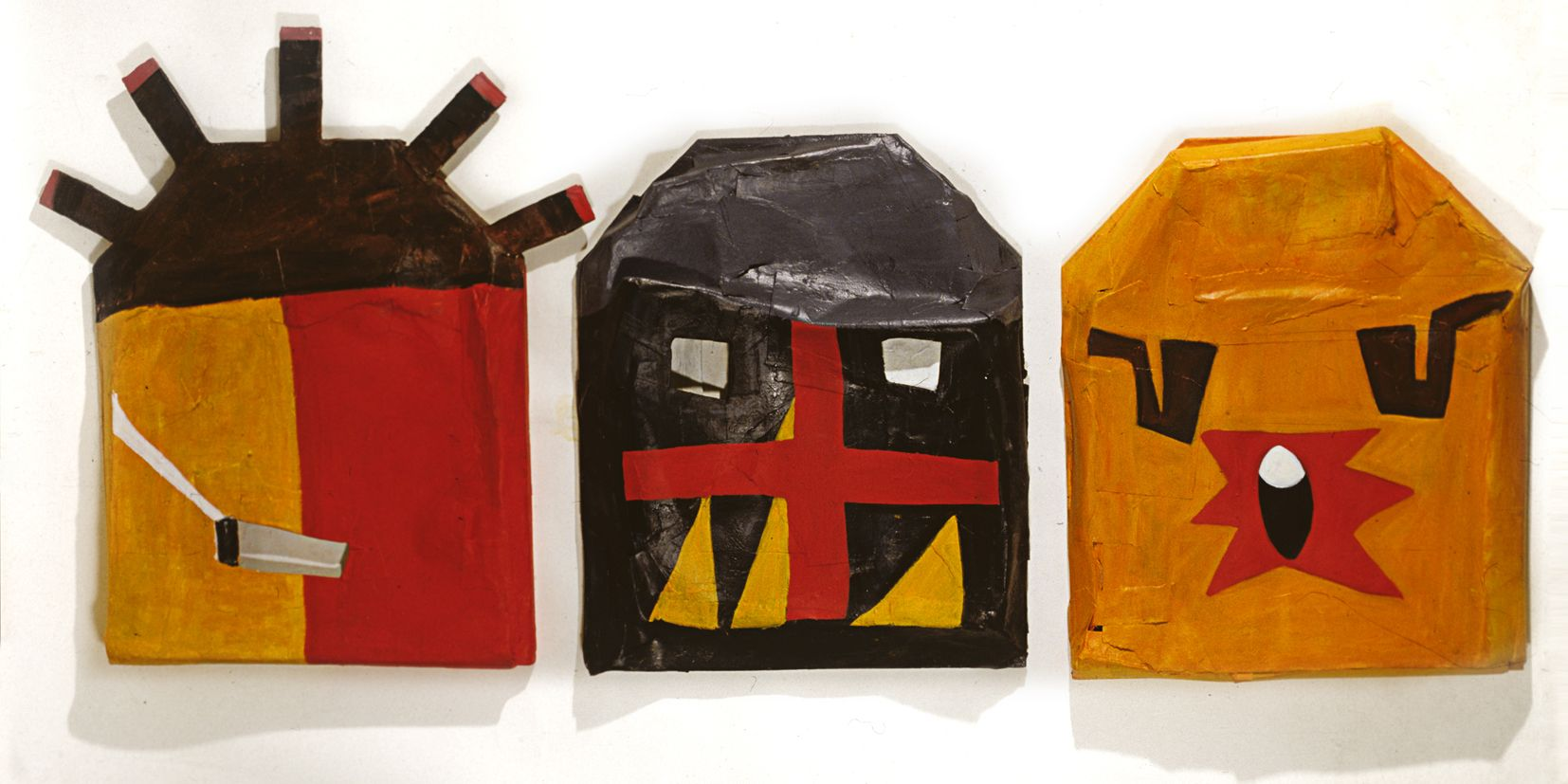 ARTTABAC, 1991, cm.260x140x10, tecnica mista su legno