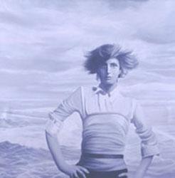 Un'opera di Gian Marco Montesano. Courtesy galleria Emilio Mazzoli, Modena