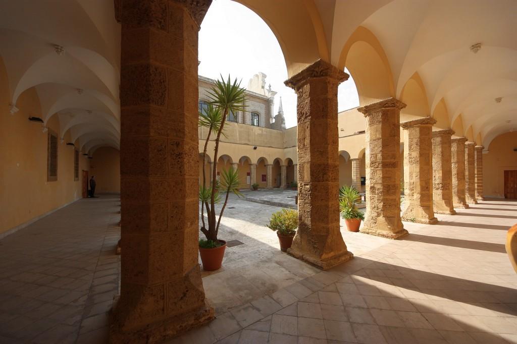 Výsledok vyhľadávania obrázkov pre dopyt Ex Convento di Santa Chiara brindisi
