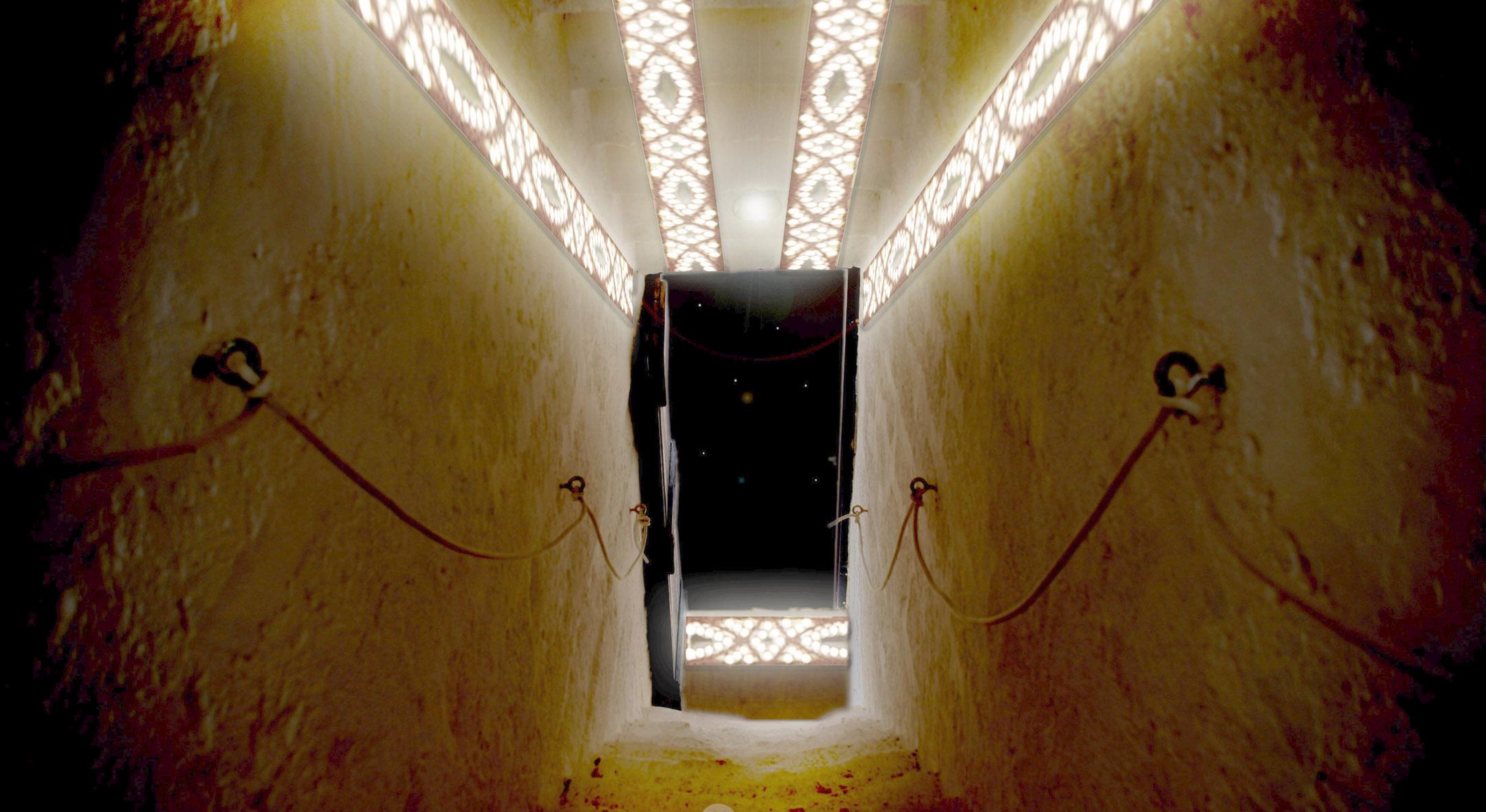 Pierluigi Calignano, Un perimetro di alba, installazione. Torre Coccaro, Savelletri di Fasano
