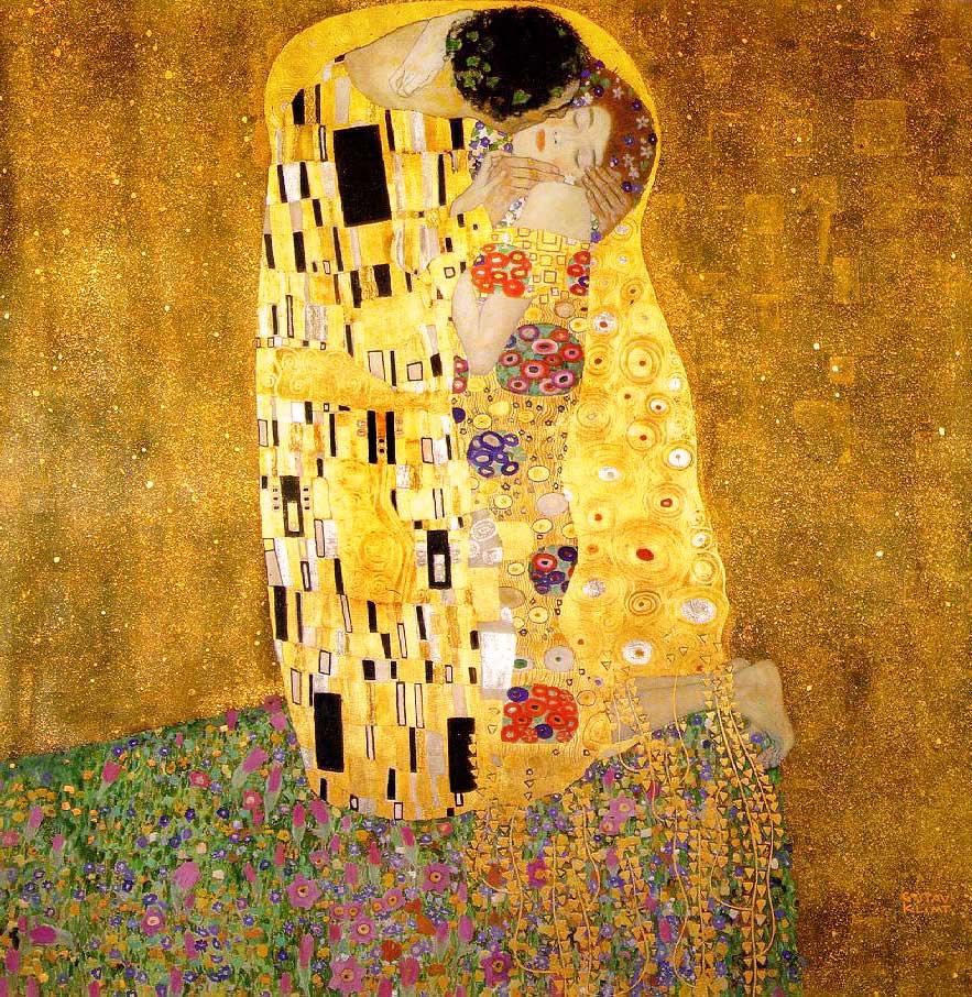 Un celebre dipinto di Klimt, immagine guida dell'iniziativa che si terrà alla Libreria Laterza