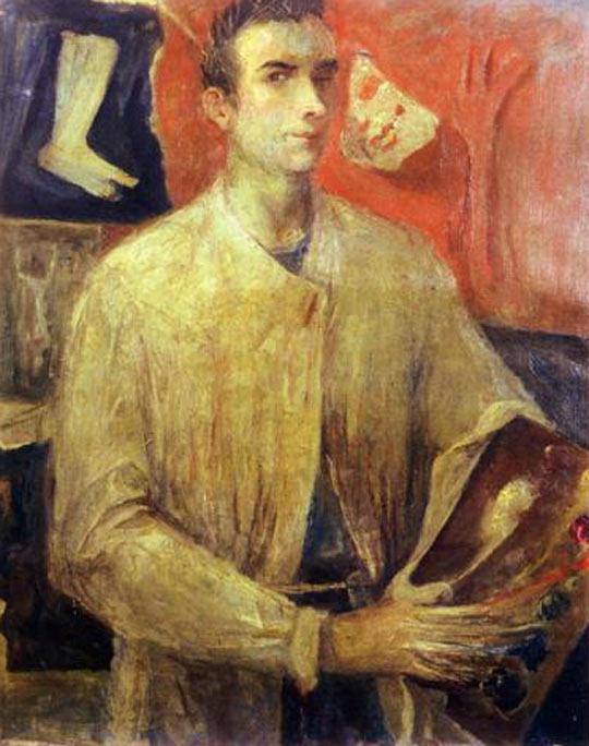 Un dipinto del salentino Carlo Barbieri
