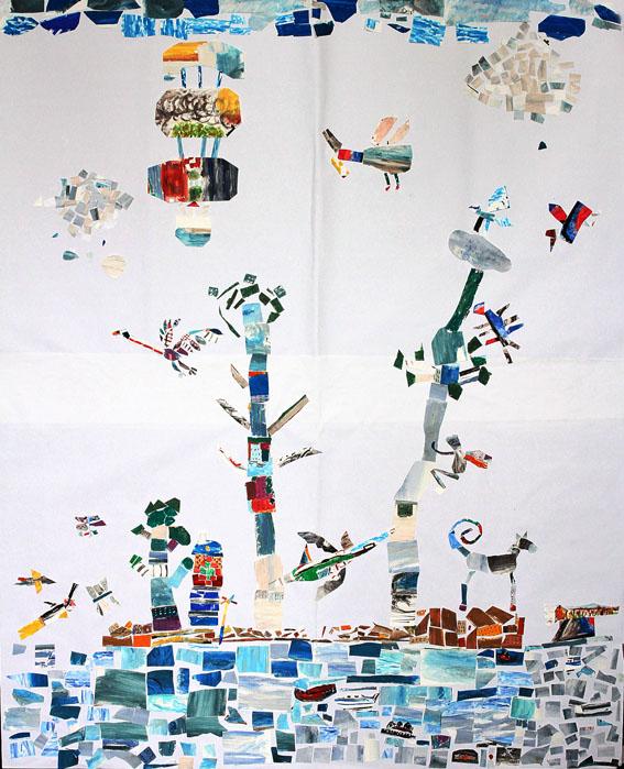 "Cristina Pancini ""En plein air"", My Little House #3 Taranto"