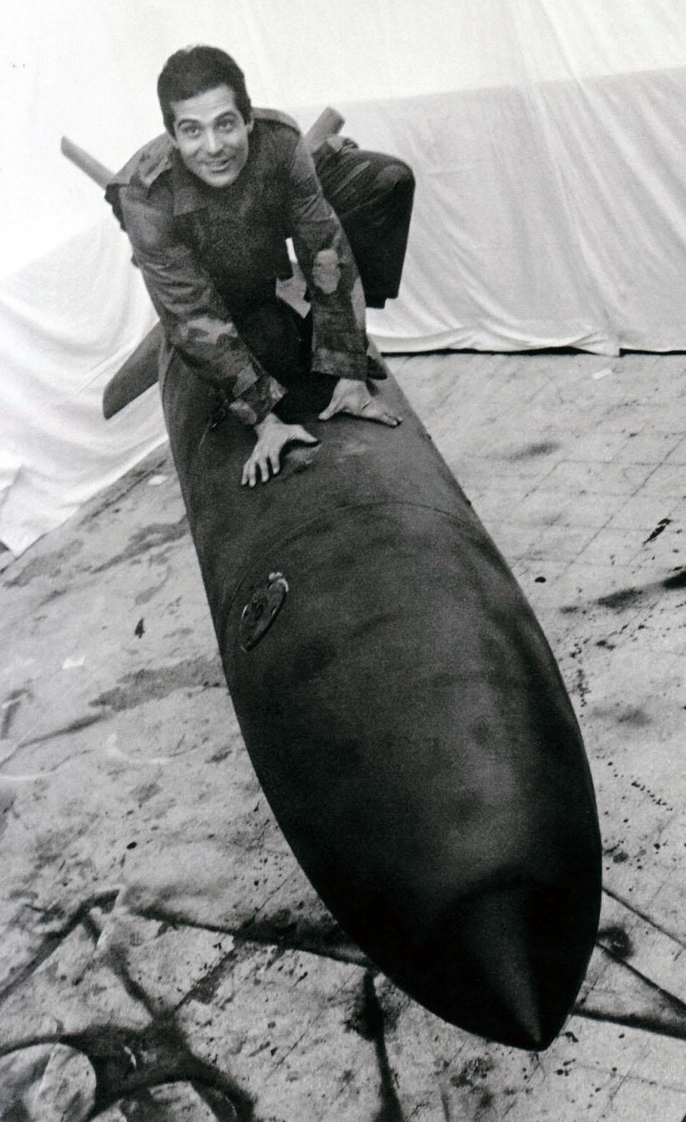 Pino Pascali, Missile