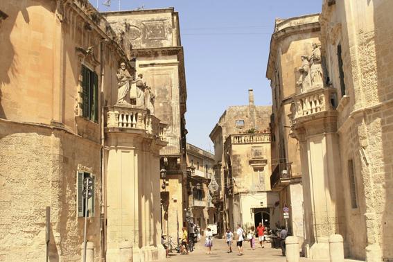 Lecce, centro storico