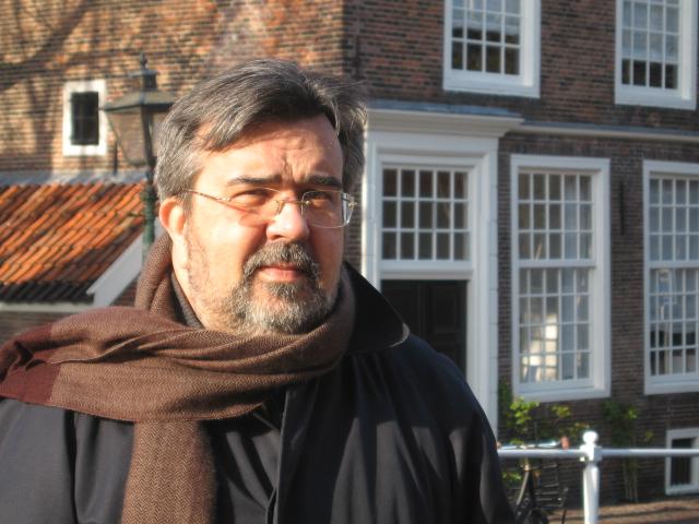 Loris Sturlese, docente dell'Università del Salento