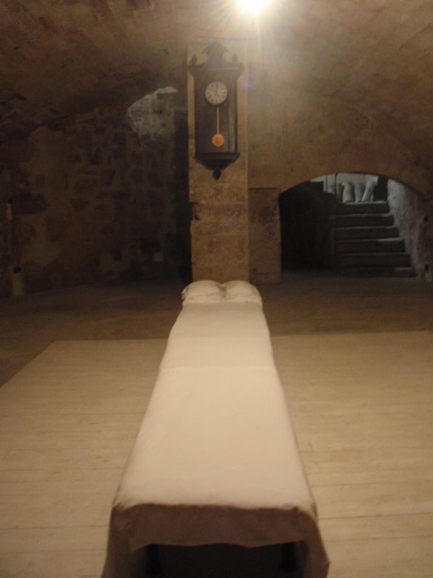 Installazione di Massimo Spada