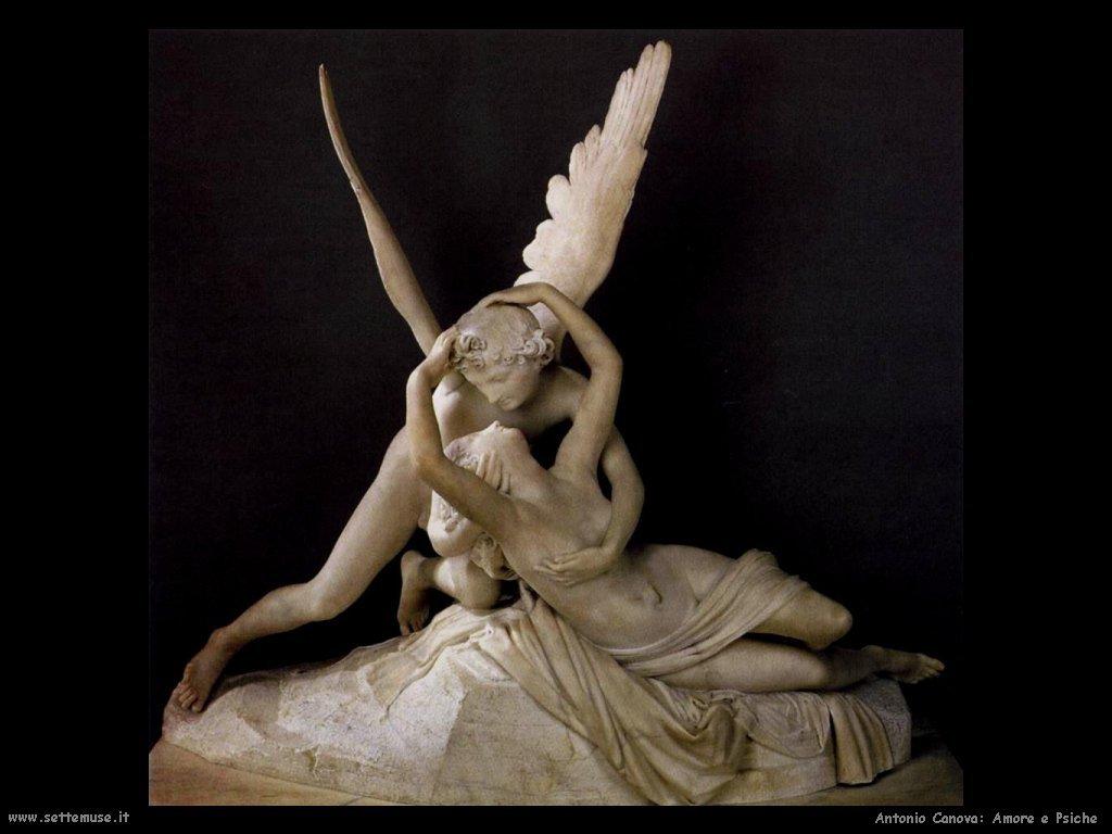 Antonio Canova, Amore e Psiche (1793)