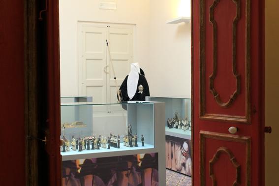 Una delle sale del museo. Ph. Cristina Principale