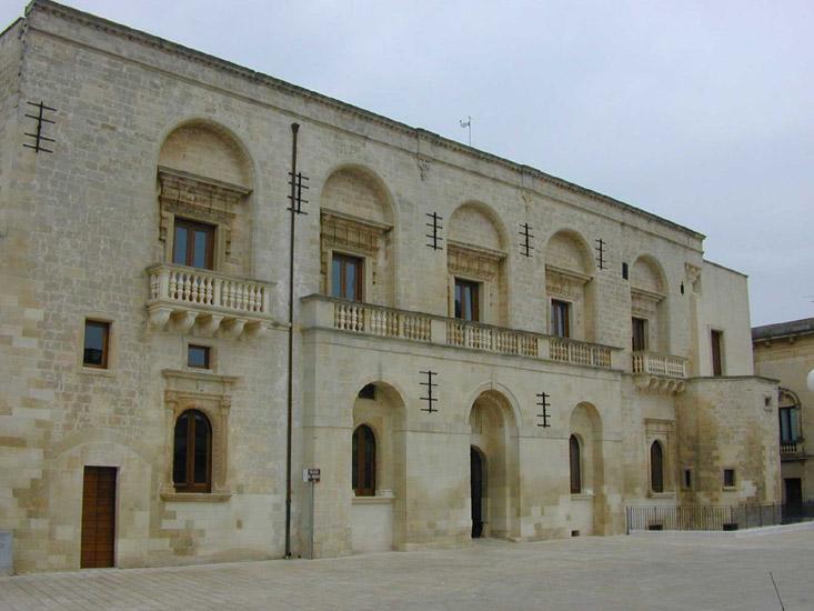 Muro Leccese, Palazzo del Principe