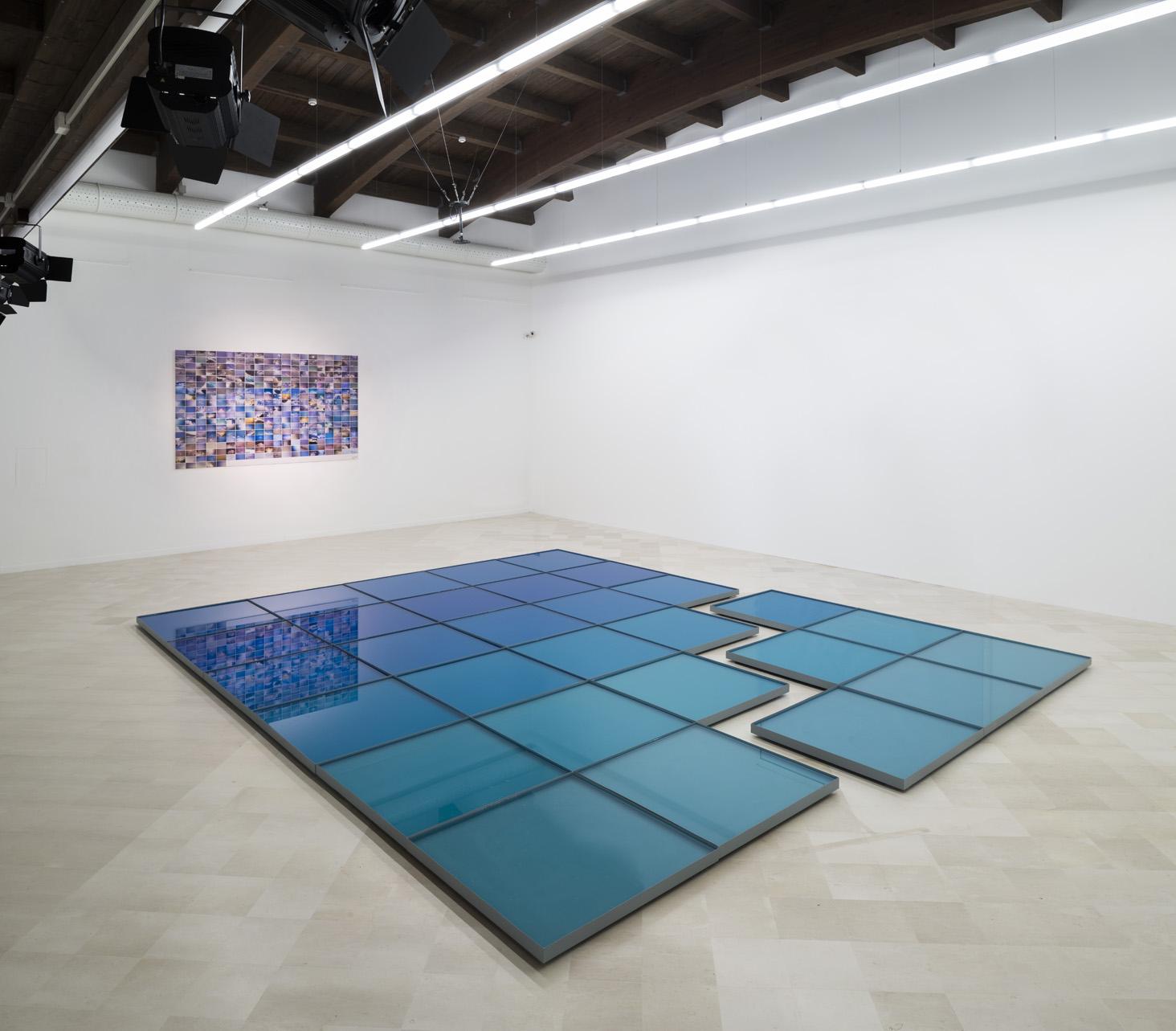 Veduta della mostra Pascali-Ghirri, 2014, Fondazione Pascali. Ph. C. Laera.