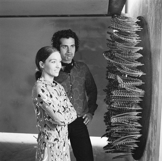 Pascali nel 1968.
