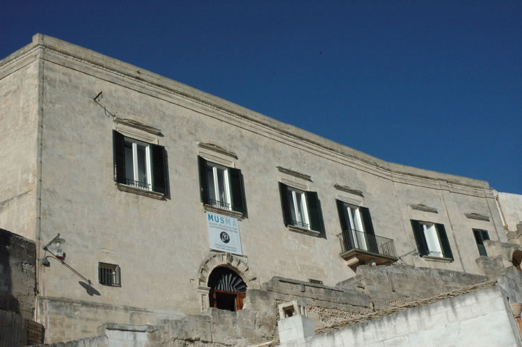 MUSMA, Matera