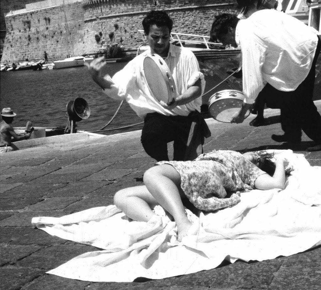 Benson ha scoperto la Puglia grazie a Pizzicata di Winspeare visto in un cinema di New York negli anni novanta