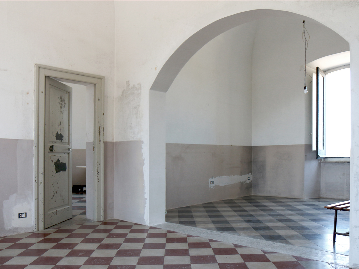 Lastation, interno. Ph. Luca Coclite