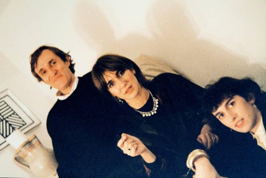 Alighiero Boetti, Alessandra e Valentina Bonomo ritratti da Nico Angiuli
