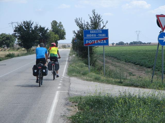 Al confine tra Basilicata e Puglia