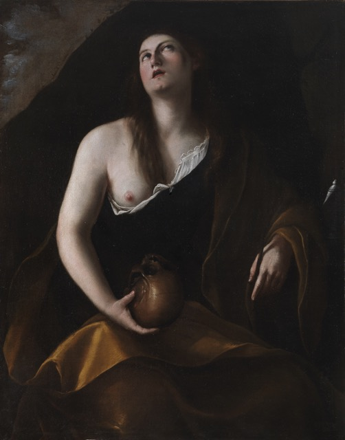 Dipinto di Giovanni Baglione in mostra a Cavallino