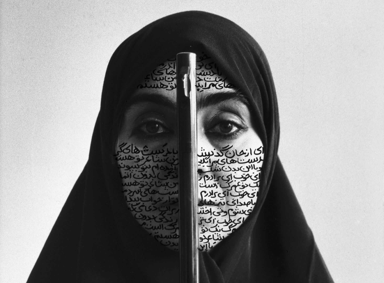 Opera di Shirin Neshat, l'artista sarà protagonista di una performance al Margherita  Bari