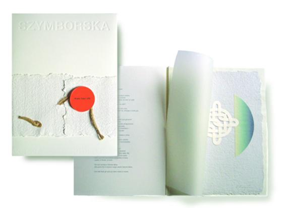 Un libro d'artista di Alina Kalcinska