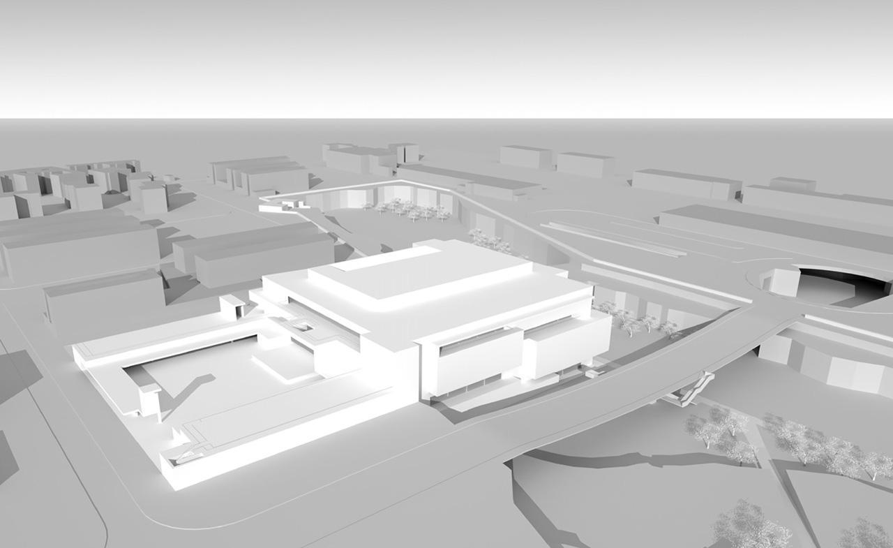 Lecce, progetto di Alvaro Siza per il Parco Urbano delle cave e il complesso della Cittàdell'Arte e della Musica