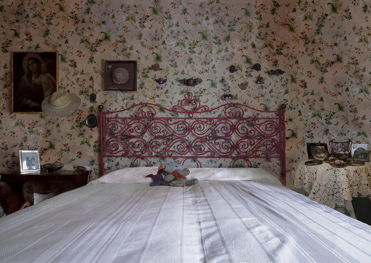 Una delle fotografie di Alberta Zallone in mostra dal 16 gennaio al Museo Nuova Era di Bari.