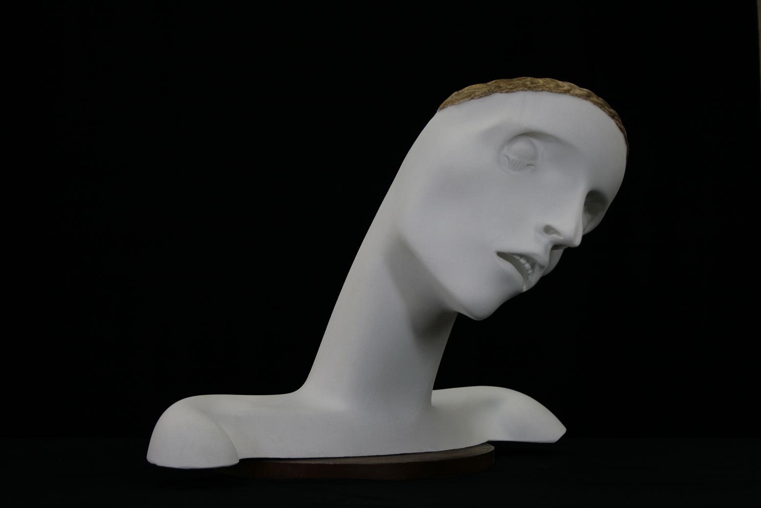 Un'opera di Adolfo Wildt