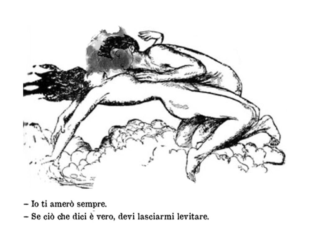 Una delle illustrazioni di Erebo