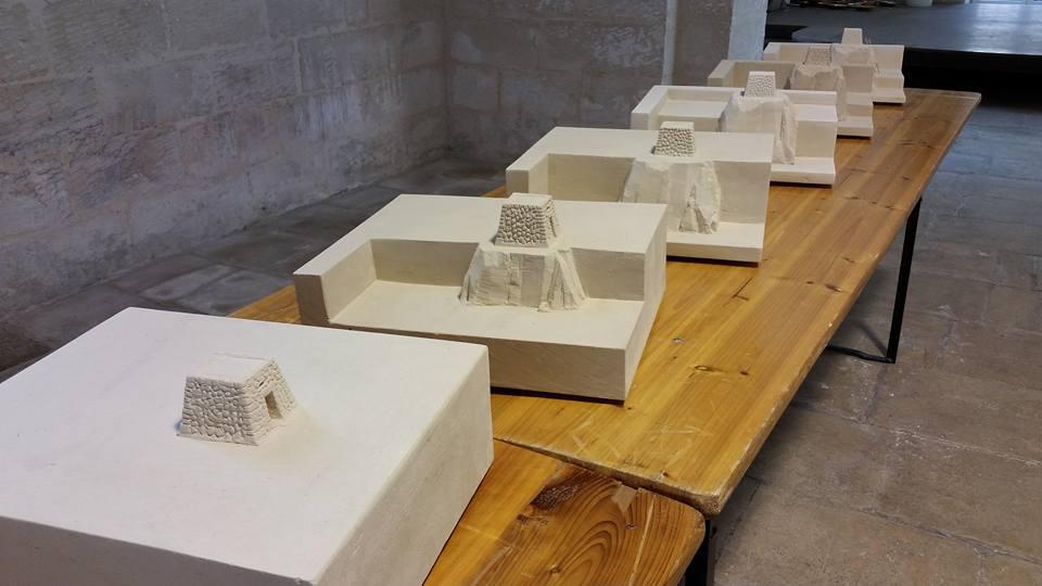 I plastici progettati da Fabrizio Bellomo