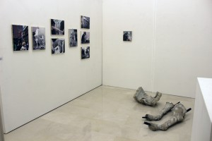 Fondazione Studio Carrieri Noesi, Red Horse, 2016, corso di Scultura, Cristian Biasci