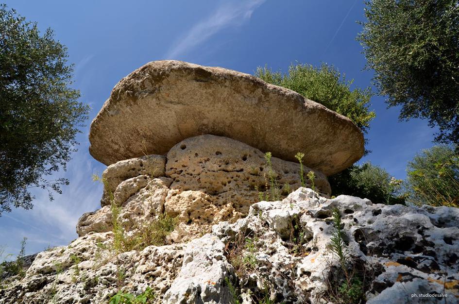 Il paesaggio archeologico tutelato_Giuggianello (LE)