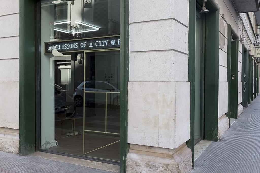 Planar Gallery, Bari